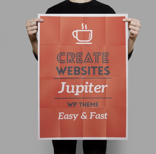 JUPITER LARGE POSTER SET